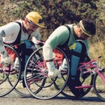 Gerry and Vinny during Big Push 2
