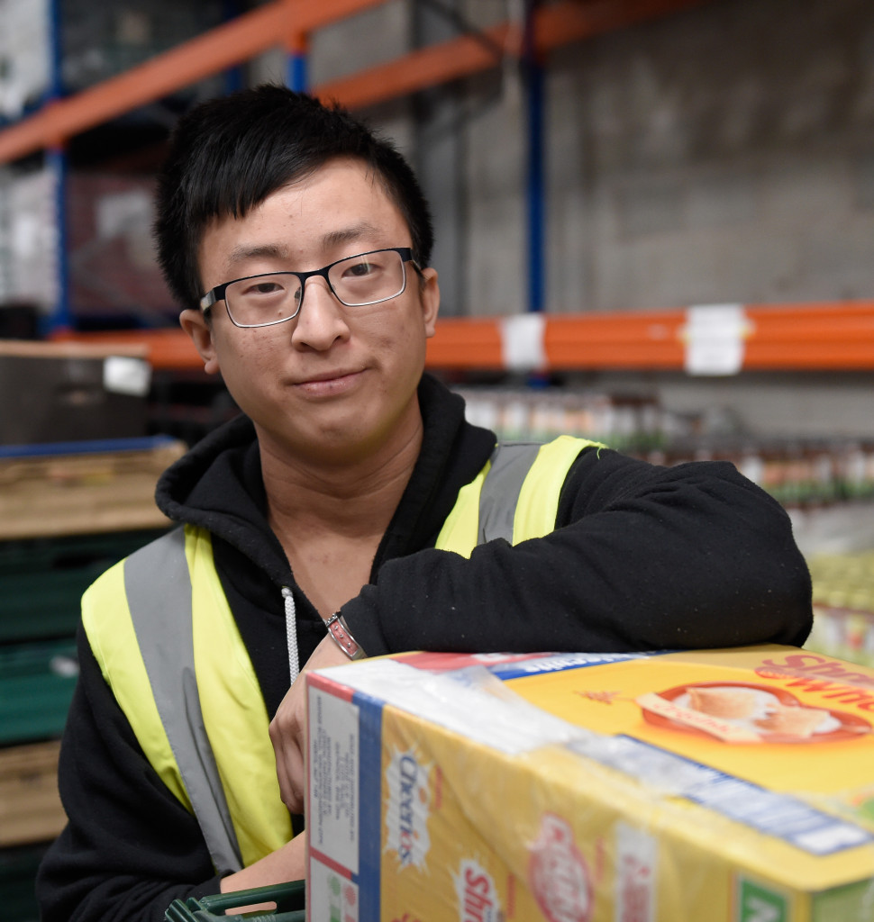 Jason Chau on work experience