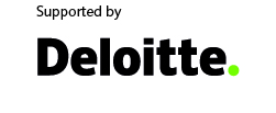 Supported by Deloitte